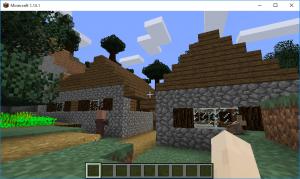 Minecraft コマンドで村に出れたっ